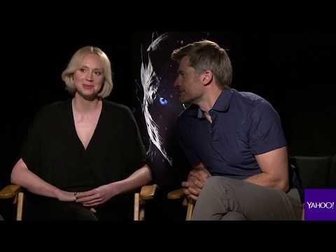 TeamJaime or TeamTormund? Gwendoline Christie Brienne! Has a Surprising Answer