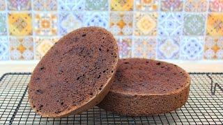 Шоколадный Бисквит / Chocolate Sponge