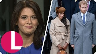 Prince Harry Breaks His Silence After He and Meghan Lose Their Royal Status | Lorraine