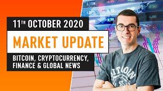 Bitcoin, Ethereum, DeFi & Global Finance News - October 11th 2020