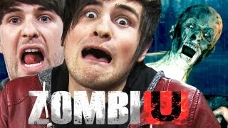 KILL THE WII U ZOMBIES! (Gametime w/ Smosh)