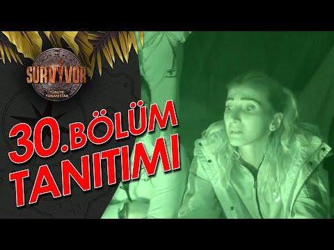 30. Bölüm Tanıtımı   Survivor Türkiye - Yunanistan