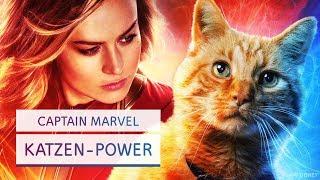 Captain Marvels Katze: Wer sind die Flerken?