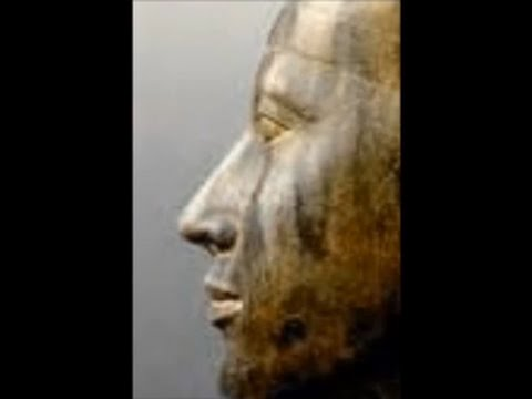 Egyptian statues with NOSES INTACT