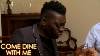 Anthony's Hilarious Noises As He Eats | Come Dine With Me