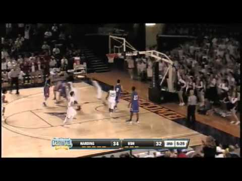 University School of Nashville's Welch makes a nice back cut and layup