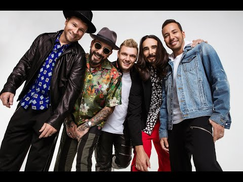 Backstreet Boys Megamix 2019 (Vol 2)