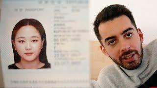 Пластическая Операция ради Фото в Паспорт | Корейский Рандом