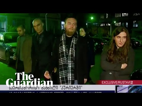 How Jack Shepherd tried to elude British justice in Tbilisi