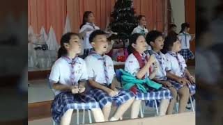 Sarasas Witaed Rangsit School - Merry Christmas and a Happy New Year