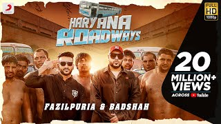 Badshah & Fazilpuria - Haryana Roadways | Latest Hit Song 2020