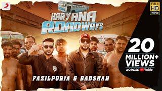 Gambar cover Badshah & Fazilpuria - Haryana Roadways | Latest Hit Song 2020