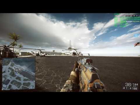 Battlefield 3 - Logitech G700 No Recoil Script | FunnyDog TV