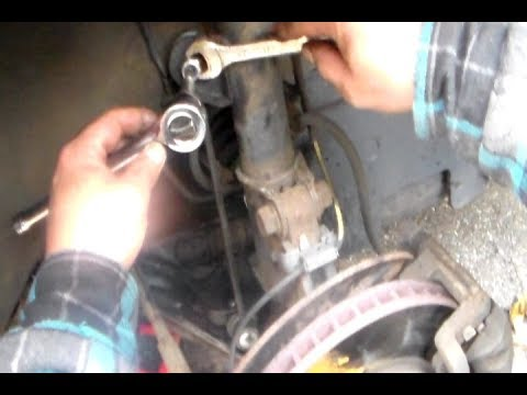 Front end Rattling noise How to Fix it toyota Sienna