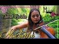 Secret Garden - Nocturne - Madeline Alicea  - Violin & Voice Cover Video