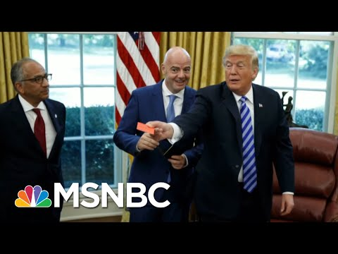 Barnicle: Don't Be Surprised By President Donald Trump's Violence Talk | Morning Joe | MSNBC