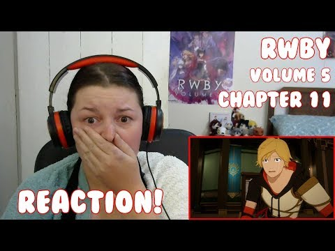 RWBY Volume 5, Chapter 11: The More The...