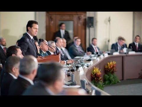 42 Sesión del Consejo Nacional de Seguridad Pública