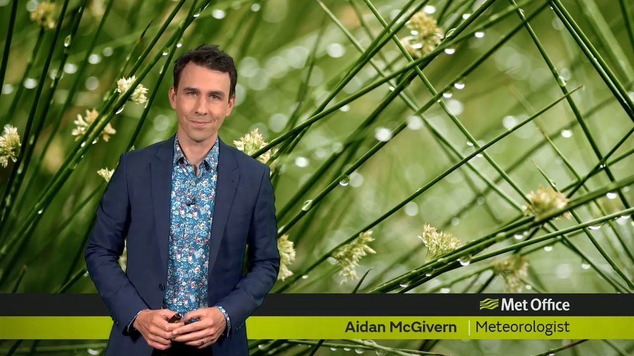 Tuesday afternoon forecast 07/07/20