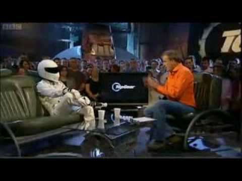 Top Gear : The Stig Revealed