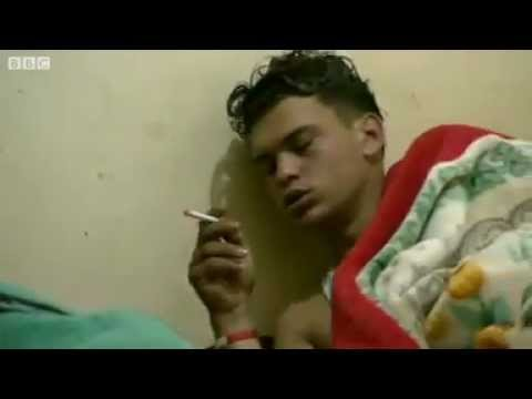 BBC News   Life as a teenager on the Gaza Strip mp4