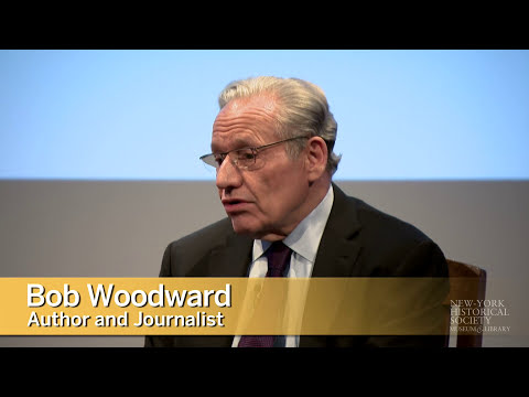 History with David M. Rubentstein: A Conversation with Bob Woodward