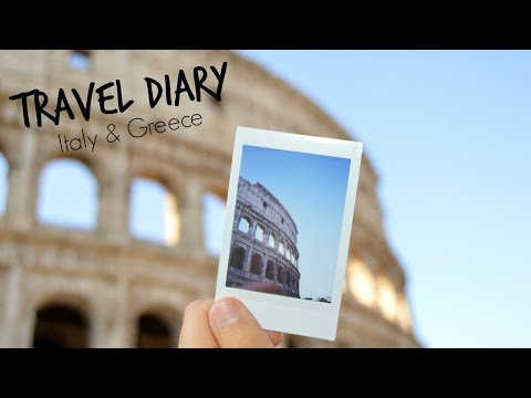Italy & Greece Travel Diary | EF College Break