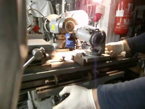 Fabulous Werkzeugschleifmaschine Fräser schleifen 2 - YouTube HX72
