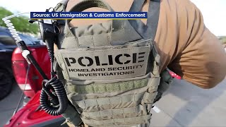 VIDEO Release Of ICE Raid At Allen Business