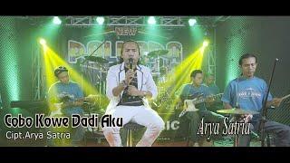 Arya Satria feat. New Pallapa - Cobo Kowe Dadi Aku [OFFICIAL]
