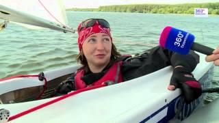 Яхтсмены инвалиды готовятся к Кубку России   телеканал 360 0