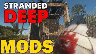 Stranded Deep Mods Fantasy Island