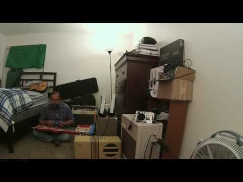 Prabhu Pada Tale   Odia Bhajan   Lap Steel Guitar