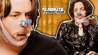 Download We Try the HOTTEST Weight Loss Products! - Ten Minute Power Hour Mp3 and Videos
