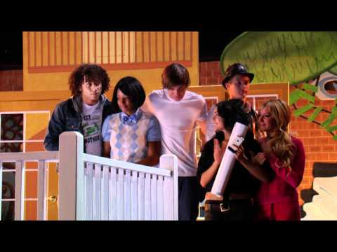 HIgh School Musical 3 - Cast Goodbyes