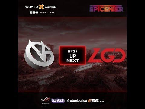 Vici Gaming vs LGD Gaming Game 1 (Bo3)   Epicenter XL CN Qualifiers