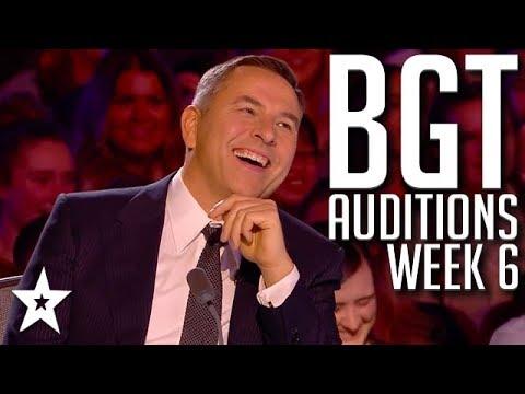 Britain's Got Talent 2020 Auditions | WEEK 6 | Got Talent Global