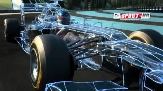 F1 2014 RedBull Technik deutsch