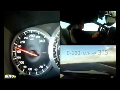 Top 10 - De 0 a 300 km/h