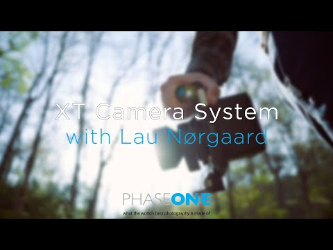 Education | XT Camera System with Lau Nørgaard & Michael Griffiths | Phase One