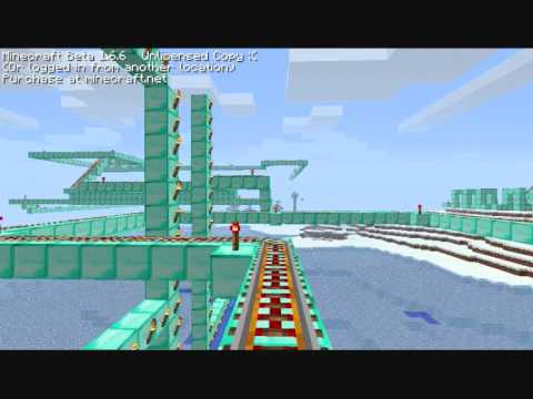 Thumbnail: Minecraft - Big Roller Coaster