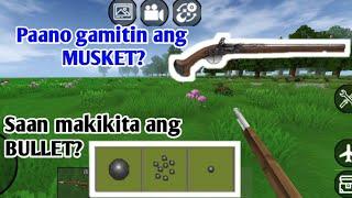 MINI BLOCK CRAFT 3D ( MUSKET & BULLET) screenshot 4