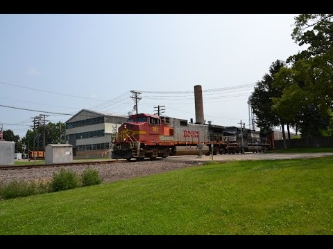 Railfanning Rochelle, IL