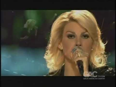 Faith Hill - There You'll Be & Paris LIVE