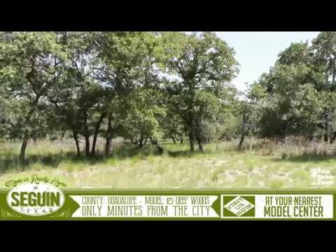 Top Move in ready virtual tour home videos in Guadalupe County, Texas with land