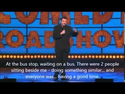 Download Youtube: Best Stand up comedy sketch ever!
