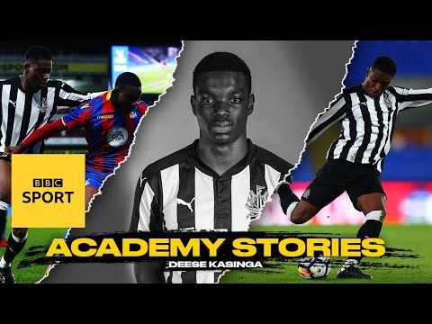 The brutal reality of Premier League academies: Deese Kasinga's story | BBC Sport