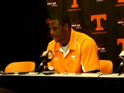 Malik Jackson on Memphis and Ole Miss 11.8.10
