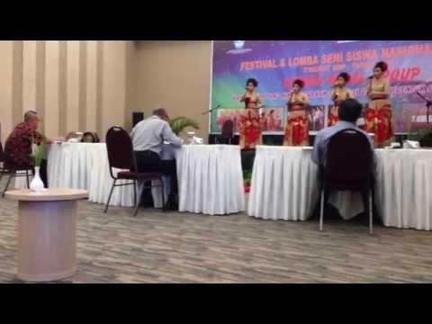 Vocal Group Jawa Barat FLS2N 2015