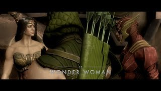 Injustice: Gods Among Us | Story Mode (Chapter 11: Wonder Woman)